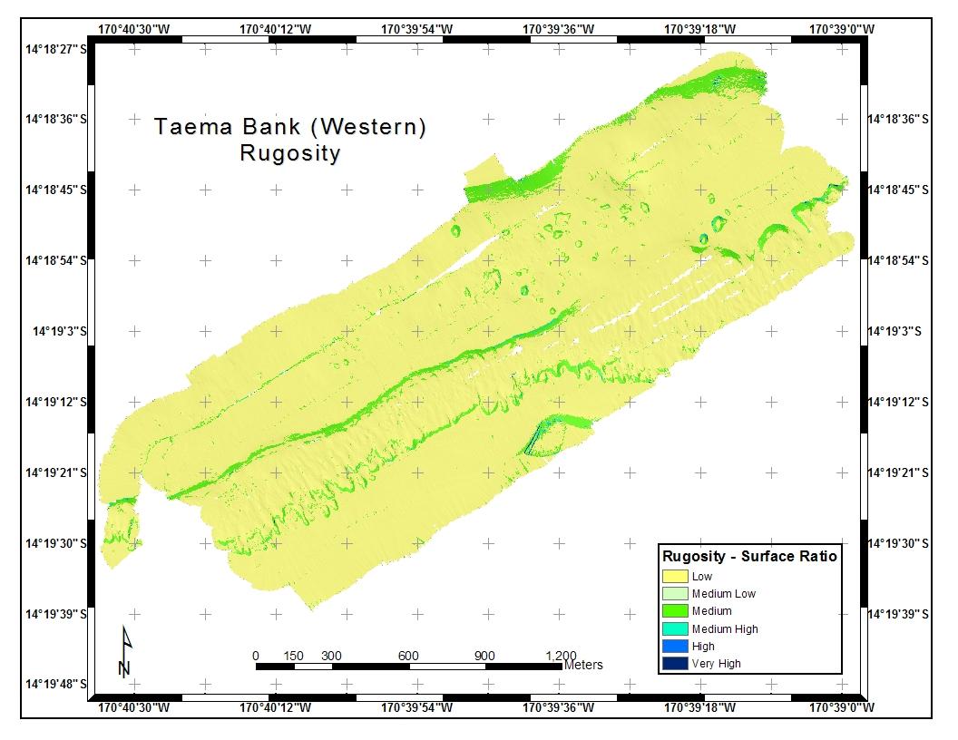National Marine Sanctuary of American Samoa GIS Data